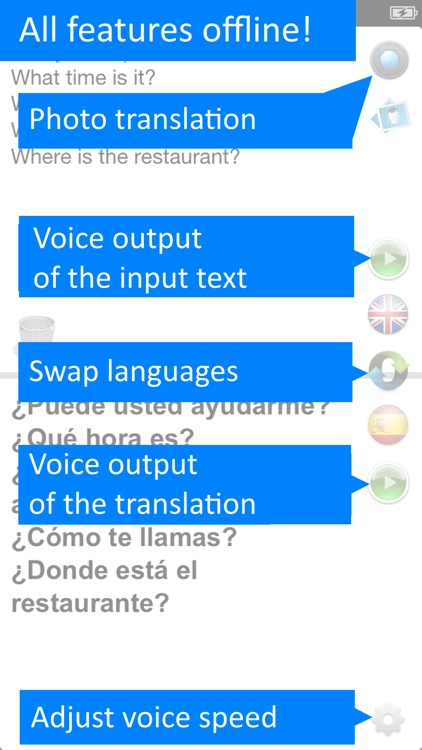 Offline Translator Pro 8 lang
