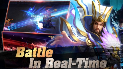 Warriors Of Fate:Online screenshot two