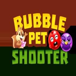 Bubble Pet Shooter Game