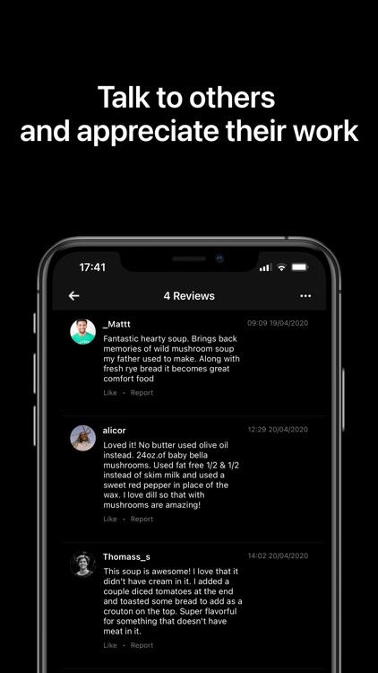 EatNow - Share Your Ideas screenshot-3