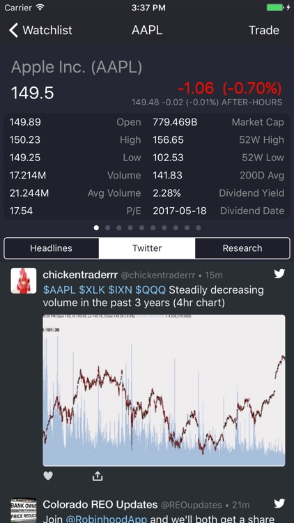 StockBeat screenshot-8