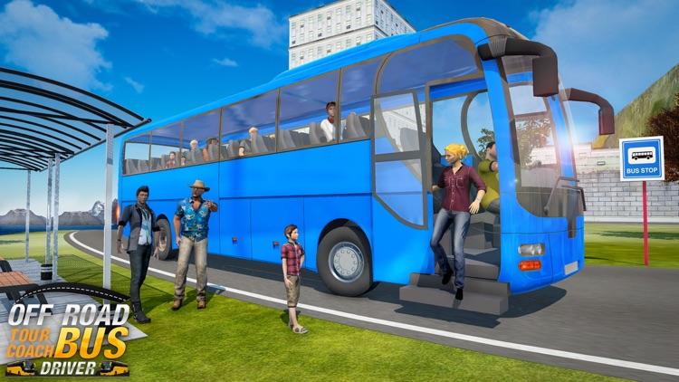 Resultado de imagem para Off Road Tour Coach Bus Driver