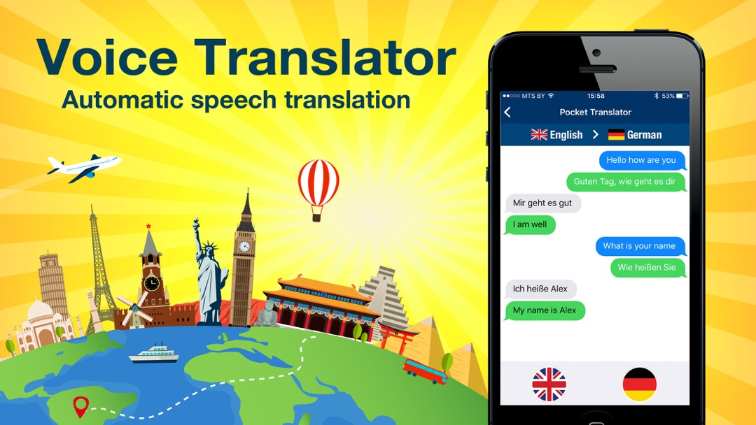 Translate Voice and Speech - Online Game Hack and Cheat