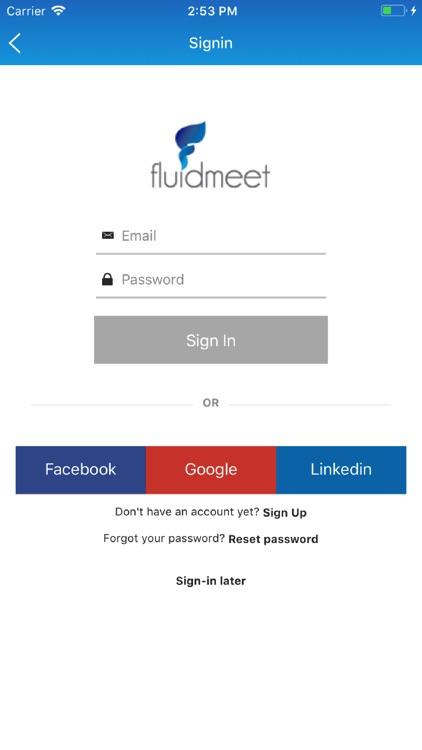 fluidmeet screenshot-9