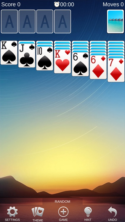 Solitaire - Card Games Lite