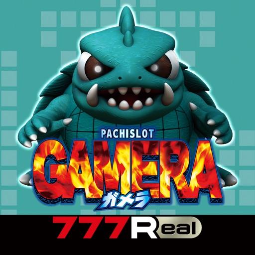 [777Real]パチスロガメラ-無料パチスロアプリ, パチスロ, サミー-512x512bb