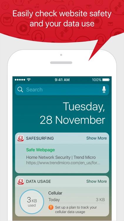 Trend Micro Mobile Security screenshot-4