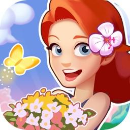 鲜花小镇 - 模拟种花休闲养成游戏