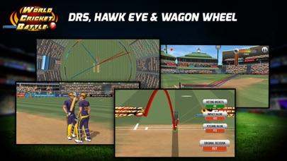 World Cricket Battle screenshot #5