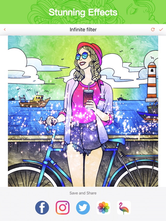 Colorfly Coloring Book On The App Store