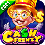 Cash Frenzy™ - Slots Casino на пк
