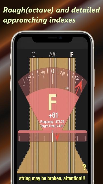 Baglama Tuner screenshot-5