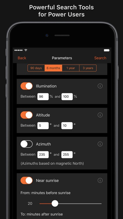 Sun Surveyor (Sun & Moon) screenshot-7