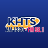 KHTS AM 1220 - KHTS Radio 98.1 FM and AM 1220  artwork
