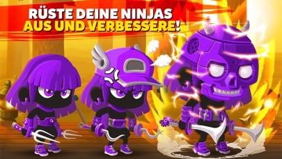 Screenshot 5 Ninja Dash - Ronin Jump RPG