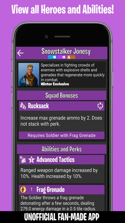 Companion for Fortnite screenshot-6