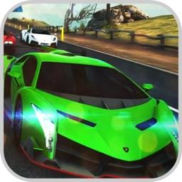 Car Rush Racing: Highway Speed
