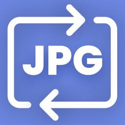 JPG Image Converter PNG/JPEG