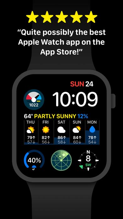Скриншот №4 к CARROT Weather