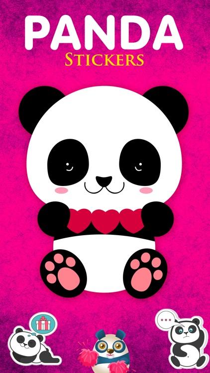 The Cute Panda Emojis