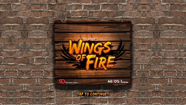 Wings Of Fire - Endless Flight screenshot-4