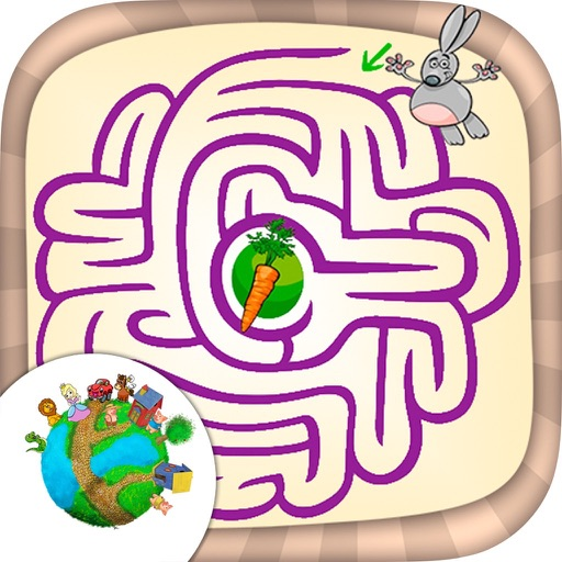Classic Mazes Brain Games iOS App