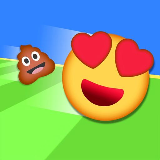Emoji Run! free software for iPhone and iPad