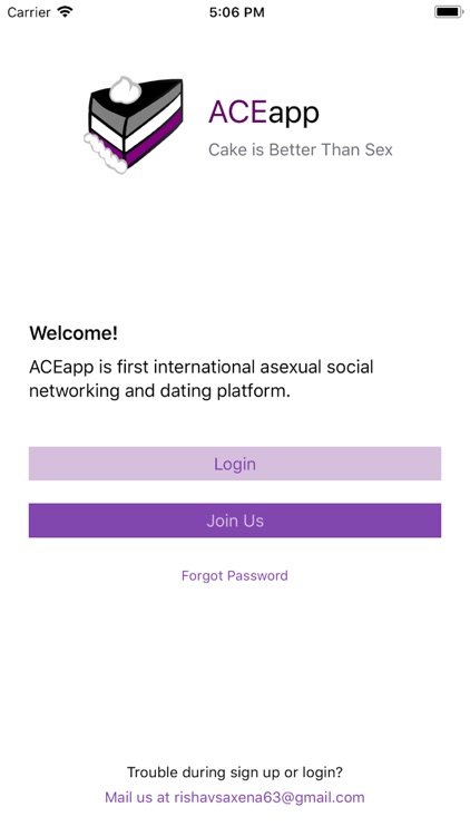ACEapp The Social Network screenshot-1