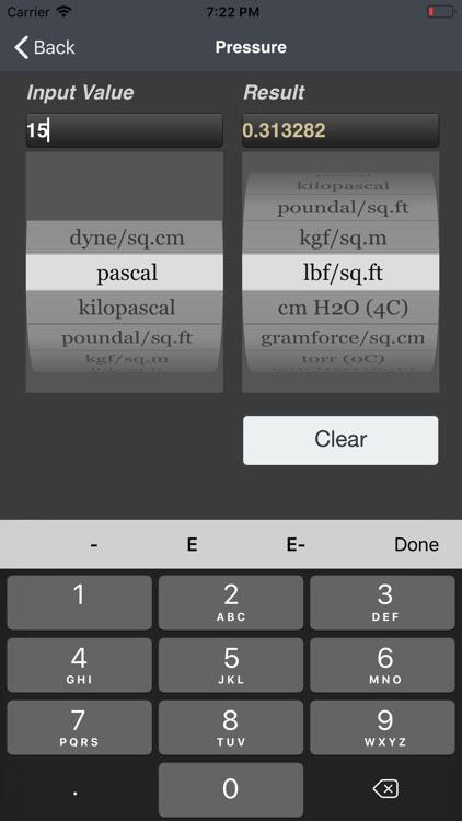 Units Converters. screenshot-7