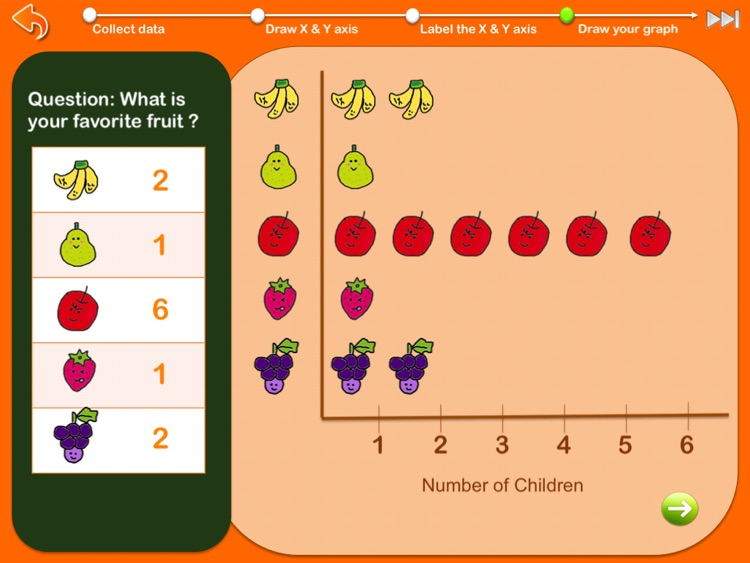 Graphing for kids screenshot-4