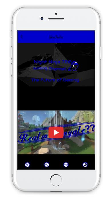 Night Ninja 720 screenshot three