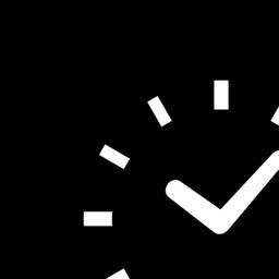シンプル時計 勉強に最適 By Reo Shigeno