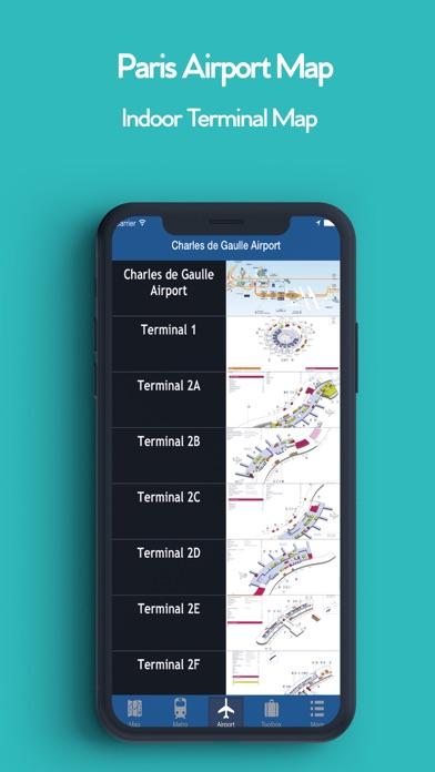 パリオフライン地図 - シティメトロエアポートのおすすめ画像4
