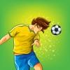 Brazil Football Fans Stickers
