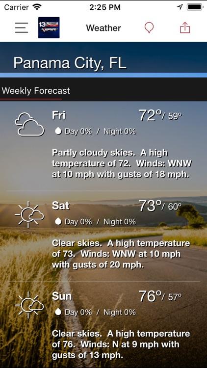 WMBB Weather screenshot-3