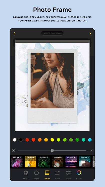 HUJI PHOTO - Quick Filter Cam screenshot-5
