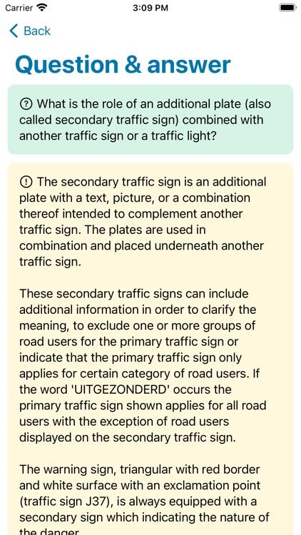 Traffic Lessons screenshot-7