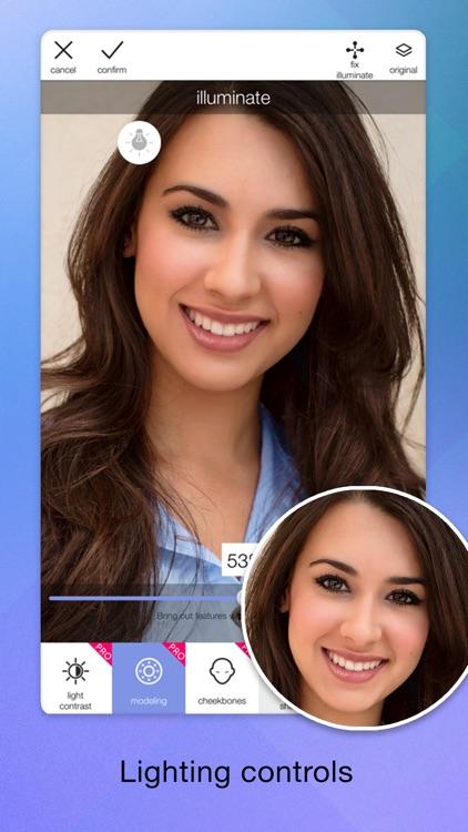 Mira: Selfie Editor screenshot-3