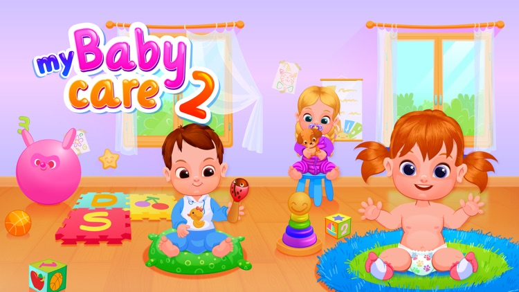 My Baby Care 2 - Daycare Game