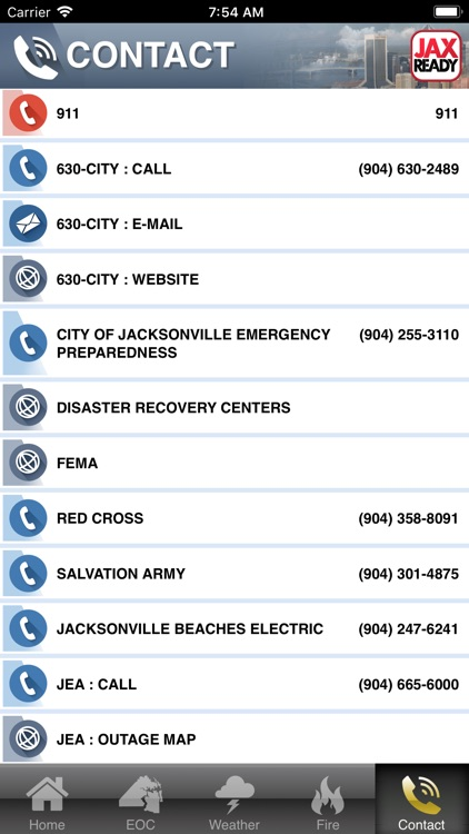 JaxReady screenshot-4