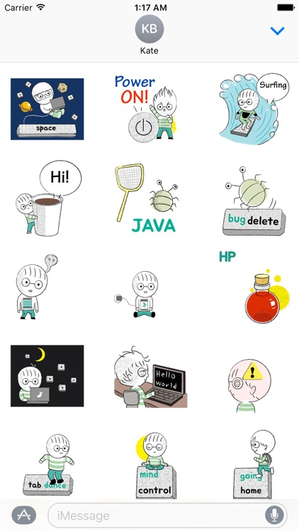Animated Developer's Day Emoji by Hoang Trong