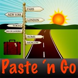 Go CoPilot Paste 'n Go Easy Address Entry