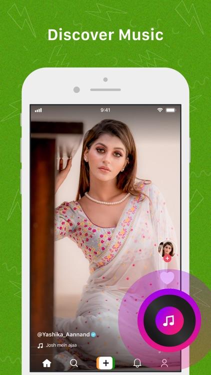 Josh: India's Short Video App screenshot-6