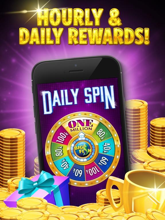 Big Fish Casino: Slots & Games iPad