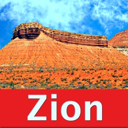 Zion National Park Map
