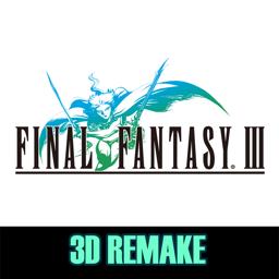 Ícone do app FINAL FANTASY III (3D REMAKE)