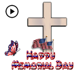 Animated Happy Memorial Day
