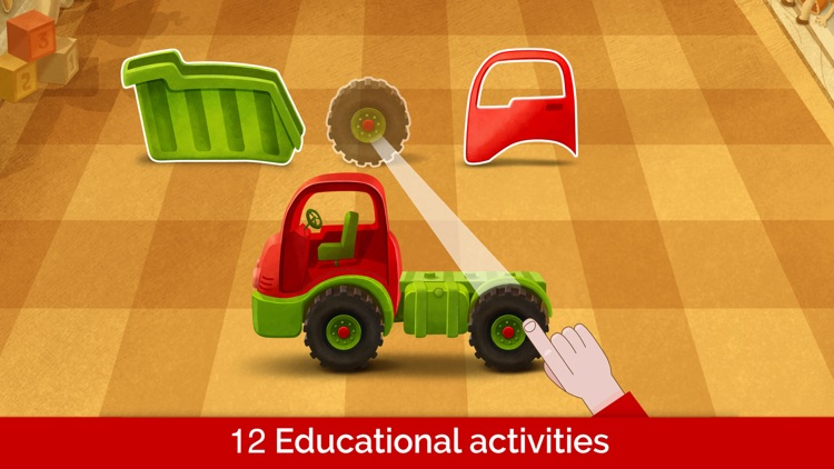 Toddler learning games full screenshot-4
