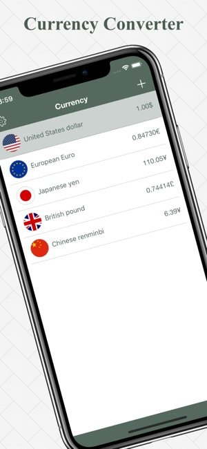 Currency Converter Rates Pro 4
