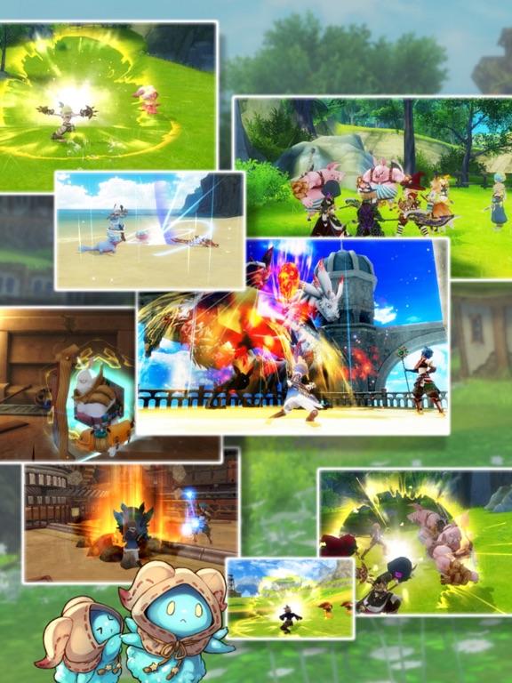 Screenshot 4 AlchemiaStory